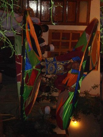 Amon Hotel Luxor: party night