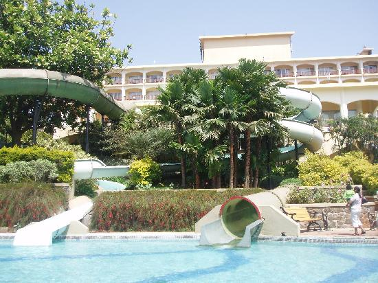 Fariyas Resort Lonavala: Water Park