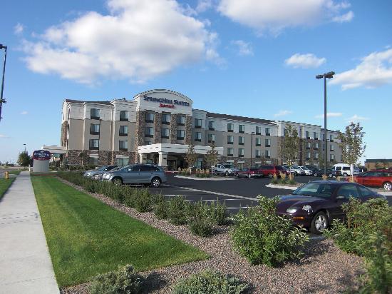 SpringHill Suites Denver Airport: Hotel von aussen
