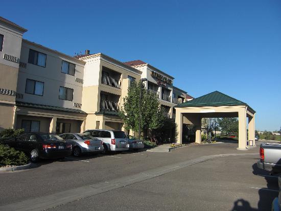 Courtyard Boulder Longmont: Hotel-Aussenansicht