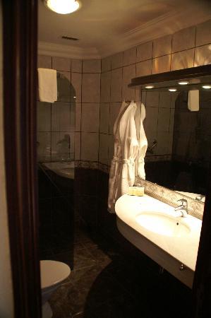 Sunsuites Carolina: Bathroom