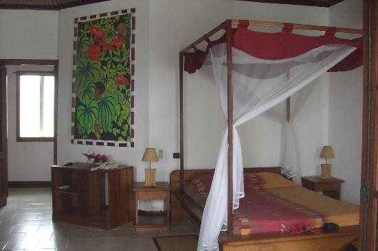 Soanambo Hotel: chambre vue 1