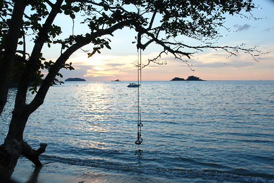 Koh Chang Grand Cabana: Abend