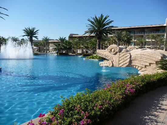 The Grand Mayan Los Cabos: another view of the warm pool