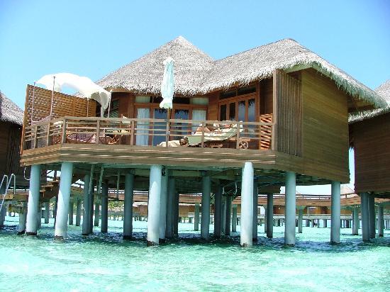 Baros Maldives: Our Water Villa