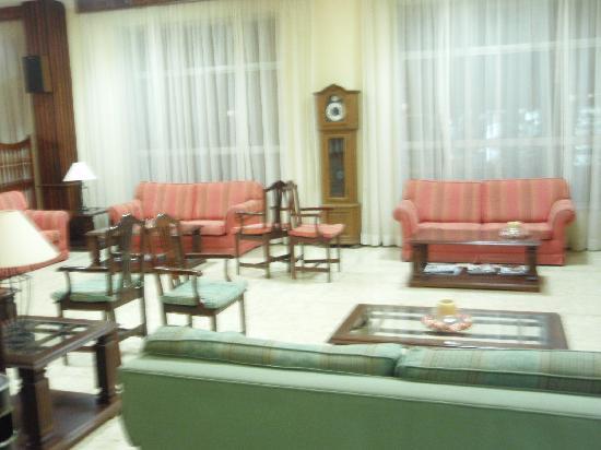 Sala del Hotel Marte