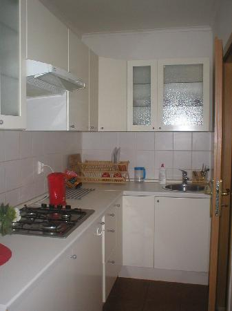 Residence Prague Center: Kitchen