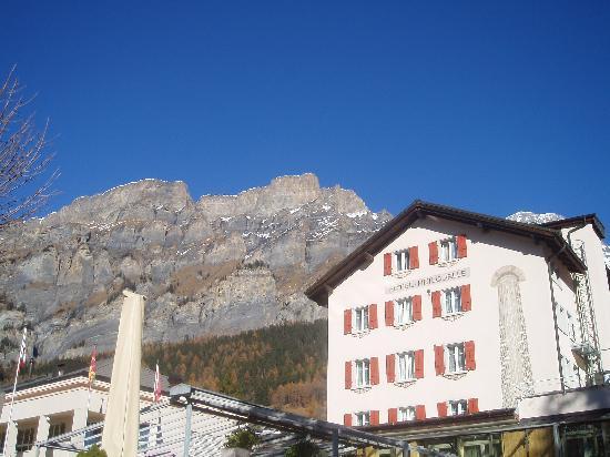 Hotel Heilquelle: hotel view