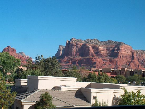 A view from our patio - Picture of Ridge on Sedona Golf ...