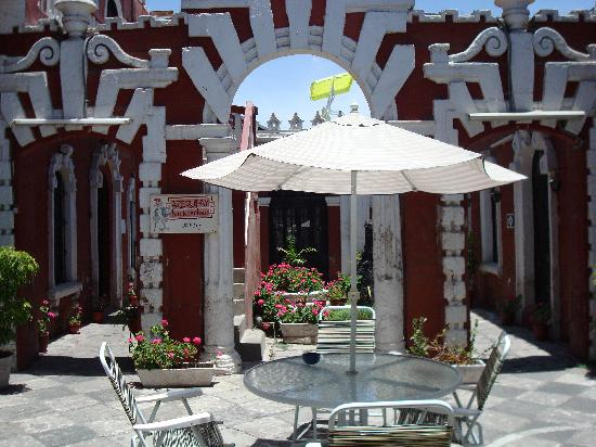 Arequipay Backpackers Downtown: Arequipay Backpackers