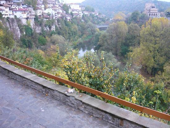 Blick vom Hotel Gurko 2