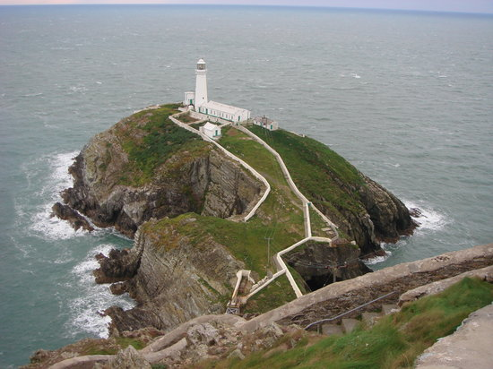 SouthStack Lighthouse,Holyhead,Wales