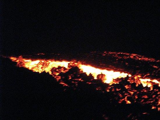 Antigua, Guatemala: lava field
