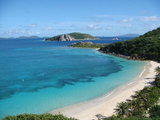 Peter Island Resort and Spa: Deadman's Beach