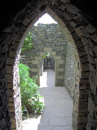 Eastfield Lodge Guesthouse: Forbidden Corner