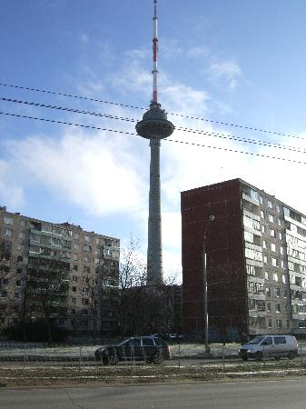Litinterp Guest House Kaunas: TV Tower