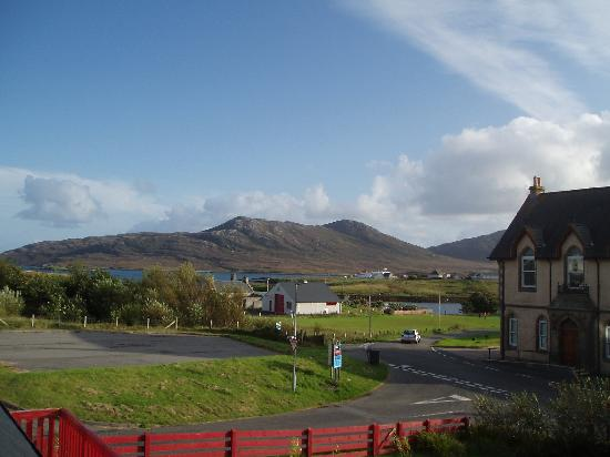 Hamersay House: View from hotel
