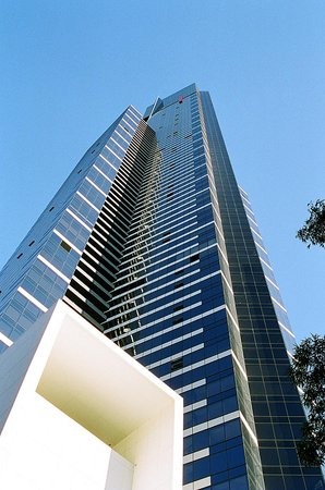 Мельбурн, Австралия: Eureka Tower