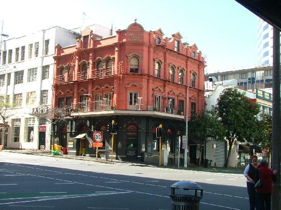 Shakespeare Tavern & Hotel: Exterior