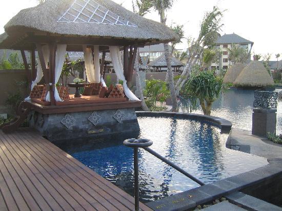 The St. Regis Bali Resort: Villa private pool