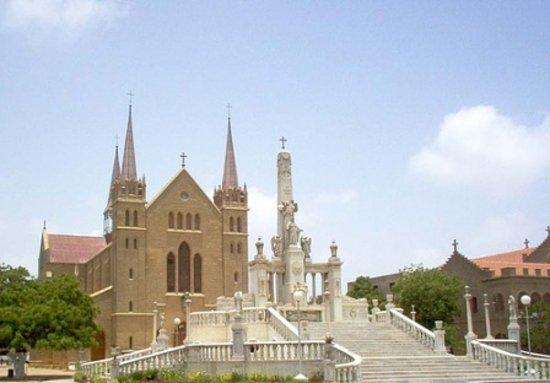 Karachi, Pakistan: St. Patrick's Cathedral