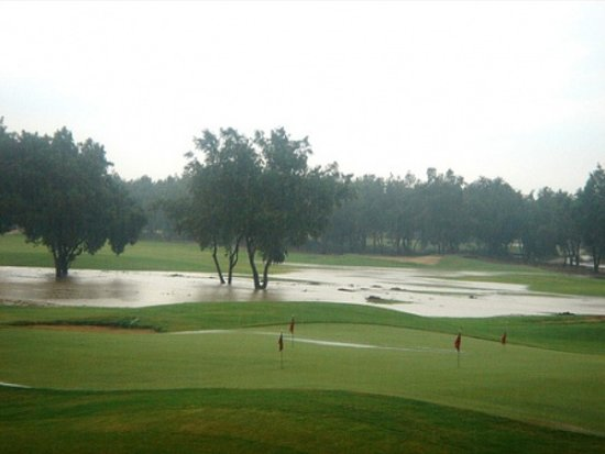 Karachi, Pakistan: Golf Club