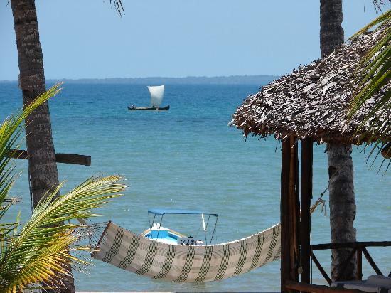 Doany Beach: vue sur mer du Doany