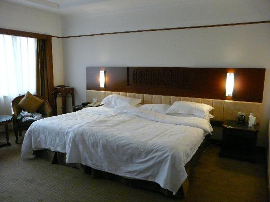 Capital Hotel Beijing: Room 906