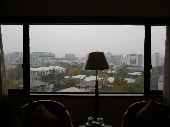 Capital Hotel Beijing: View from Room 906