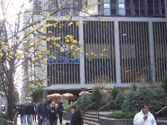 View Of Hilton Ny 6th Ave Picture Of New York Hilton