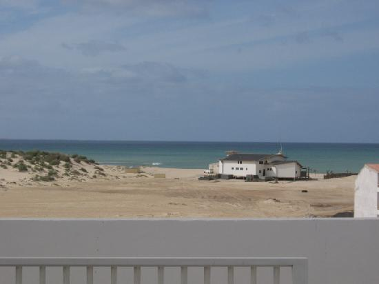 Casa Velha Resort : vue depuis la terrasse