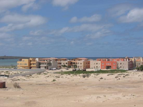 Casa Velha Resort : autre vue depuis la terrasse