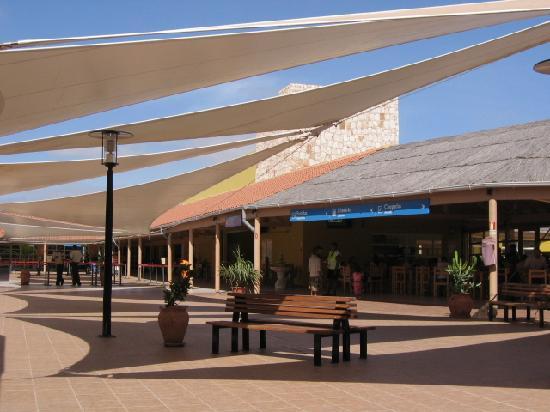 Casa Velha Resort : l'aeroport de Boa Vista