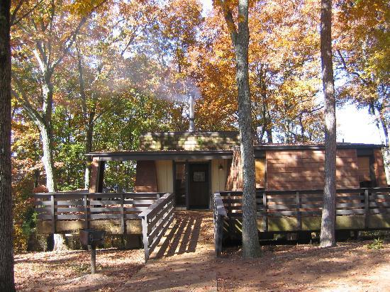 Lake Guntersville State Park Lodge: Chalet