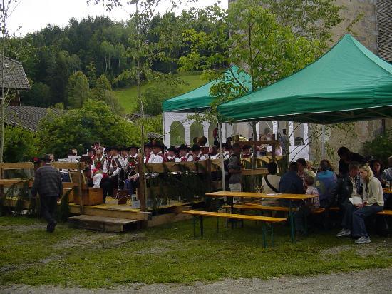 Albions, Italien: Festa del paese