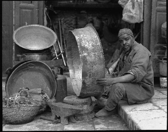 Médina de Fès : Medina_Fez_Fès_Morocco_Maroc_NB_MF_tri-x_
