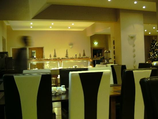 The President Hotel : dining room