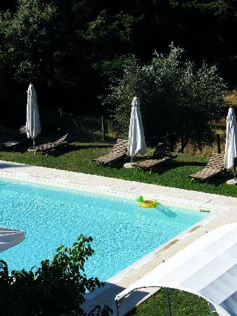 Podere Castellare - Eco Resort of Tuscany: Pool 2