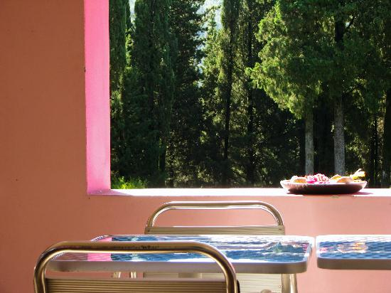 Podere Castellare - Eco Resort of Tuscany: Breakfast area