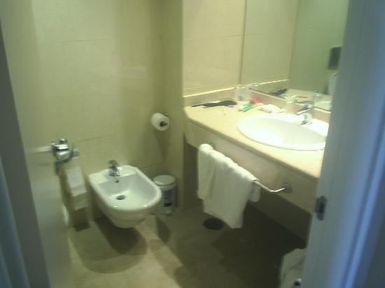 Hotel Mediterraneo Benidorm: Bathroom