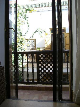 Dar Rbaa Laroub: Vista desde la habitación