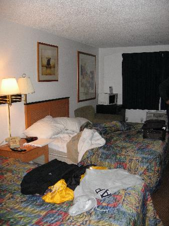 Days Inn Lakewood South Tacoma: Beds