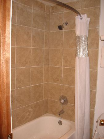 Days Inn Lakewood South Tacoma: Shower