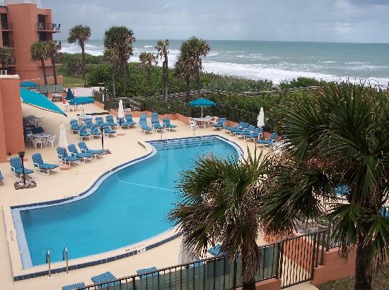 Oceanique Resort Pool Area