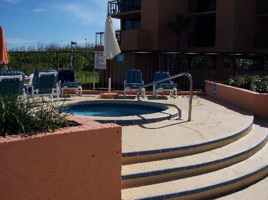 Oceanique Resort: Hottub