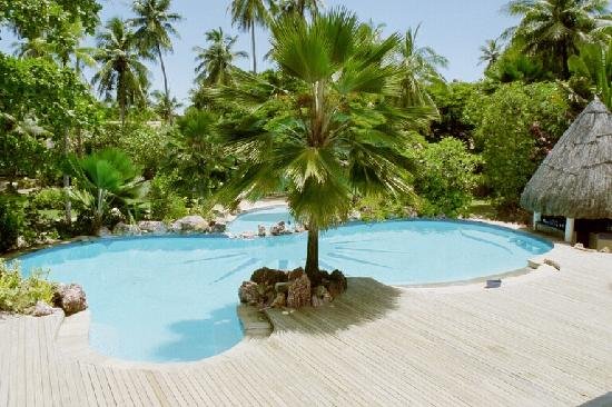Malolo Island Resort: The adults pool