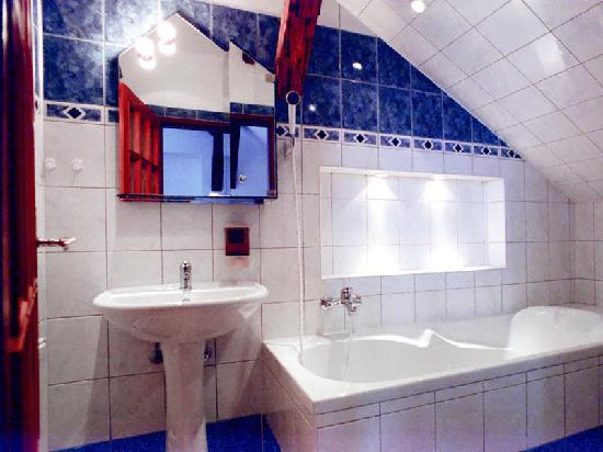 Pension Fontana Svitavy: Suite Lucie - bathroom