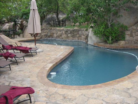 Kwa Madwala Private Game Reserve: la piscine