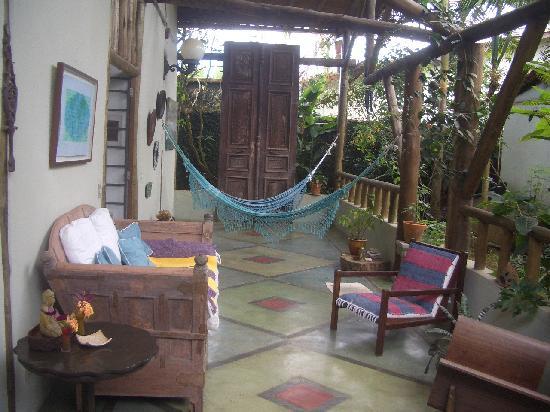 Hotel Pousada Guarana : Public area