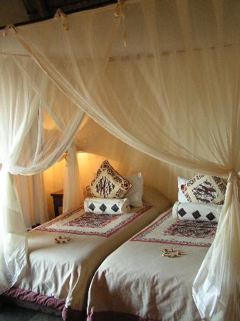 Muchenje Safari Lodge: Bedroom